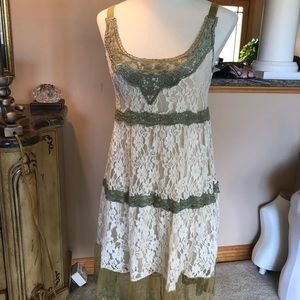 Areve Lace Dress S